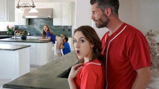 Tristan Summers and Jane Rogers have a stepdad foursome